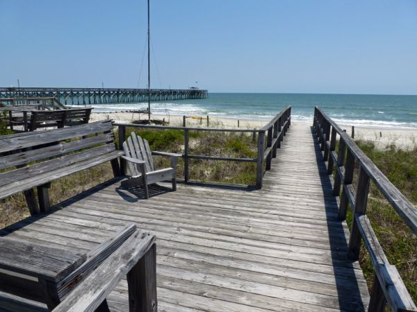Pawleys Island Oceanfront Rental