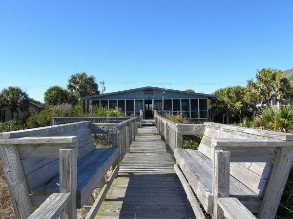 For the Good Times - Litchfield Beach Vacation Rental