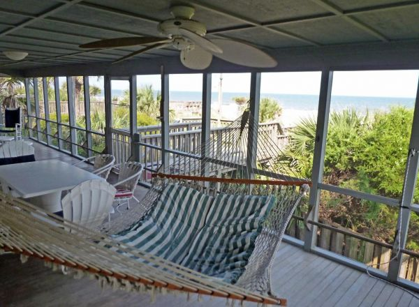 Litchfield Beach Vacation Rental - For the Good Times