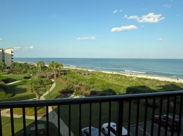 Shipyard Village Condos Balcony View